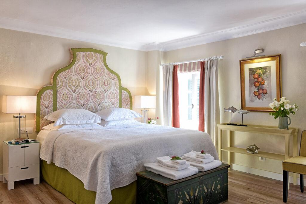luxury suite corfu town