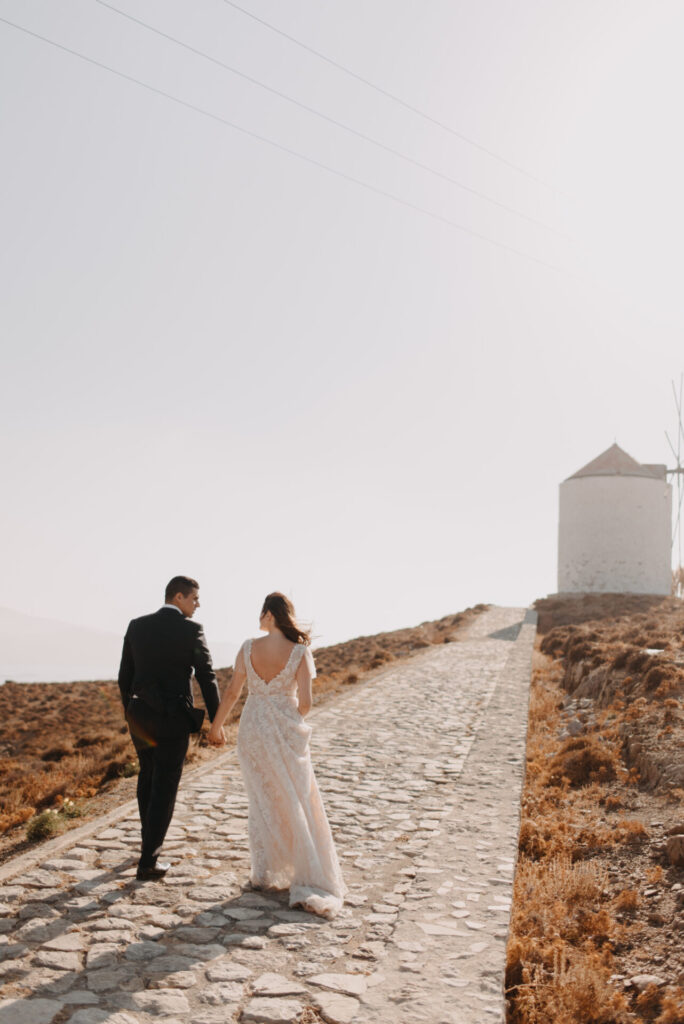 Mikonos wedding