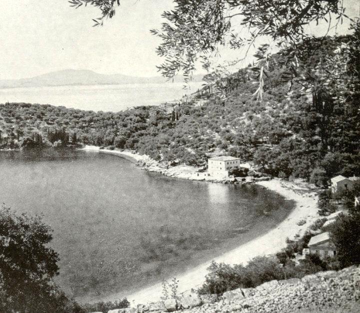 Old days Corfu