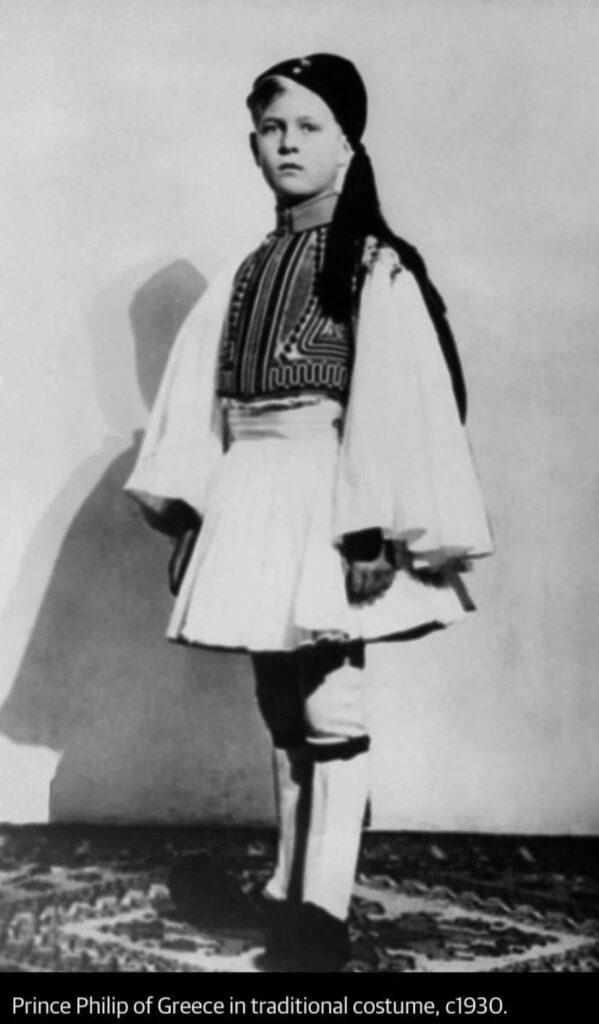 Prince Fillip Greece